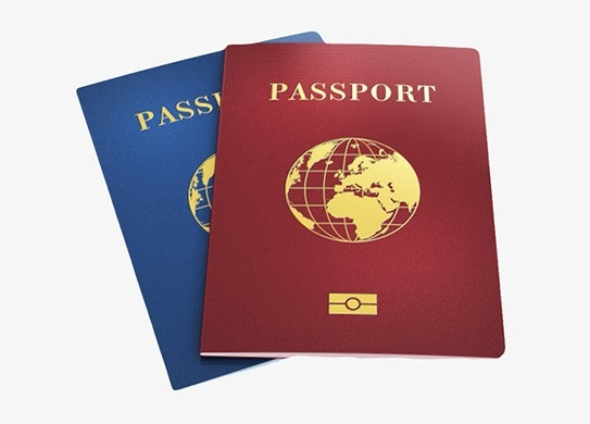 护照/签证翻译+盖章